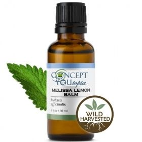 Melissa Lemon Balm Essential Oil