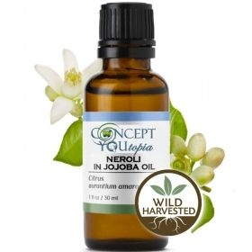 Neroli in Jojoba Essential Oil