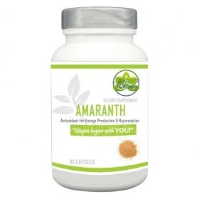 Amaranth Herb Supplement 550mg Capsules