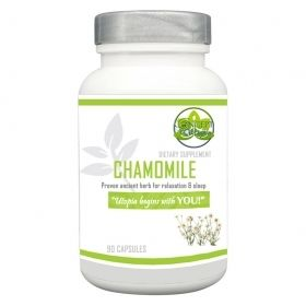 Chamomile Herb Supplement 650mg
