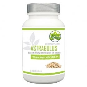 Astragalus Herb Supplement 1125mg