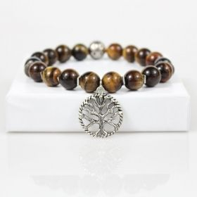 I Am Groot Tree of Life Bracelet