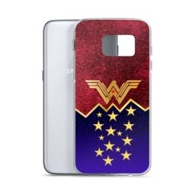 Wonder Woman Case for Samsung Phones