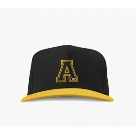 Alpha Phi Alpha Embroidered Varsity Snap Back Hat