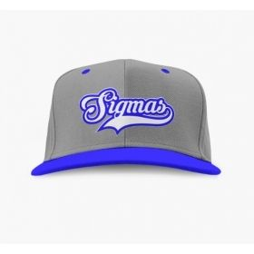 Phi Beta Sigma Embroidered League Snapback Hat