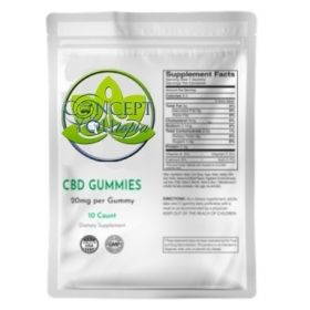 CBD 10-Pack Gummies