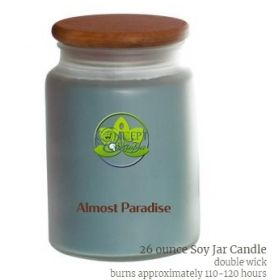Almost Paradise Soy Candle