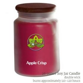 Apple Crisp Soy Candle