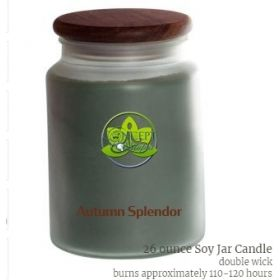 Autumn Splendor Soy Candle