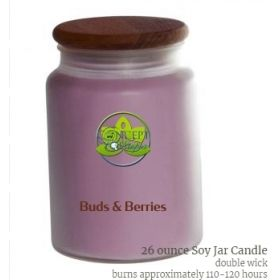 Buds & Berries Soy Candle