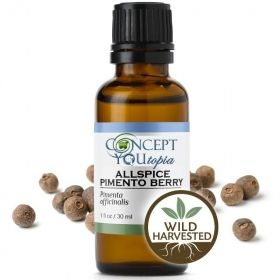 Allspice / Pimento Berry Essential Oil