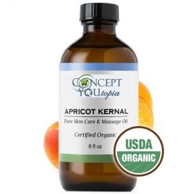 Organic Apricot Kernel Carrier Oil