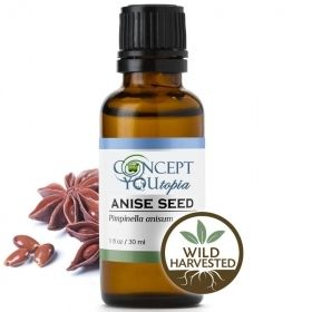 Pure Anise Seed Essential Oil