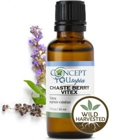 Chaste Berry Vitex Essential Oil