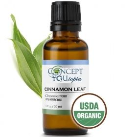 Cinnamon Leaf Essential Oil