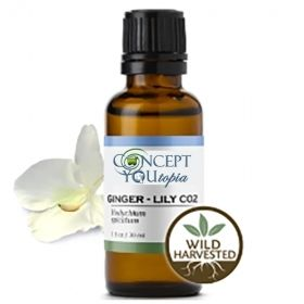 Ginger Lily CO2 Essential Oil