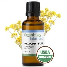 Helichrysum Immortelle Essential Oil